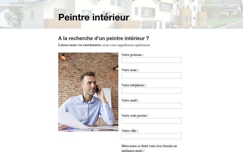 Pourquoi faire appel aux services à un peintre intérieur ?