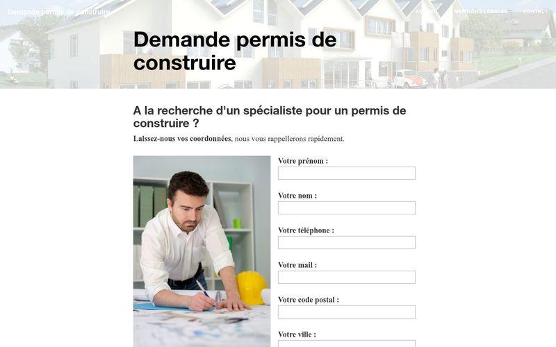 Comment trouver un spécialiste pour un permis de construire ?