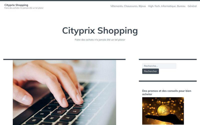Cityprix Shopping - Faire des achats n'a jamais été un tel plaisir